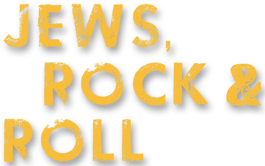 Save The Date - Jews Rock and Roll - Travelling Museum